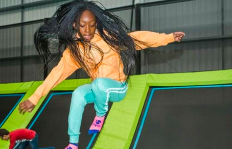 Family Fitness Tips Hertfordshire #2 Jump In Trampoline Park Elstree